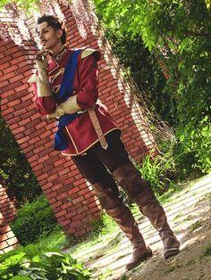 Abyssinian cosplay Dorian Pavus