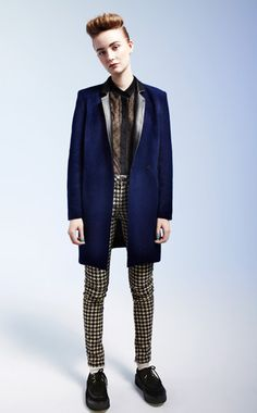 LOOKBOOK: AUTUMN/WINTER 2011 / TOPSHOP - Womens Clothing - Womens Fashion