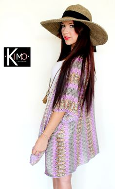 Hermoso kimono, hecho en viyella, perfecto para playa y ciudad. Marca: KIMO Hecho en costa Rica Whatsapp 70164801