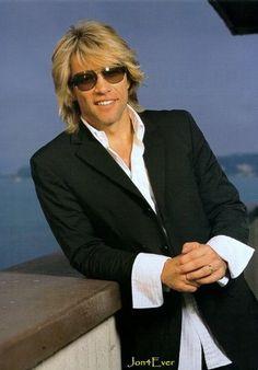 Jon Bon Jovi. <3 Dorothea is the luckiest woman ON the PLANET!