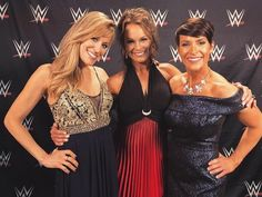 Lillian Garcia, and new WWE Hall Of Famer Ivory and Molly Holly Jerry The King Lawler, Lilian Garcia, Kevin Nash, Wwe Couples, Trish Stratus, Mickie James, Wrestling Divas, Wwe Womens