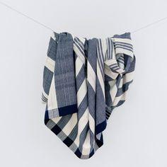Del Campo Blanket - Indigo