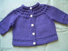 Pattern here: http://www.ravelry.com/patterns/library/seamless-yoked-baby-sweater