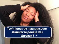 Stimuler la pousse des cheveux | Techniques de massage du cou et du cuir...