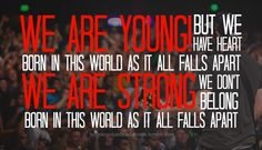 Young by Hollywood Undead
