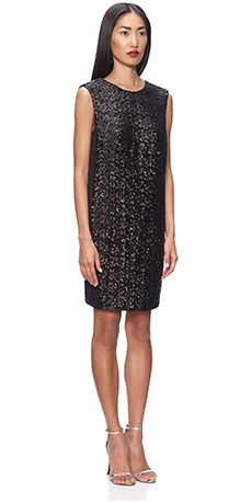 Delphine Short Sequin Dress