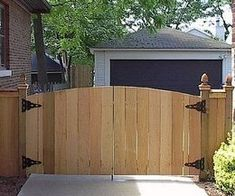 How to Build a Wooden Gate Professionally | eHow