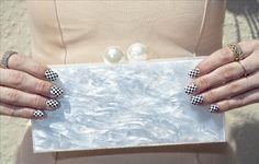 Ashlyn'd Pearlette - Acrylic Silver, £385.00