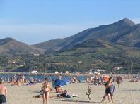 Middellandse zee, Cap d'Agde, Canet en Collioure