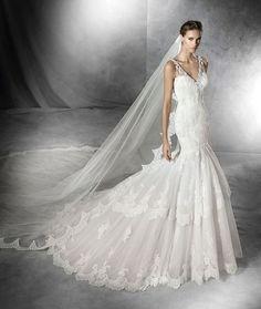Pronovias Wedding Dresses 2016 Collection - MODwedding