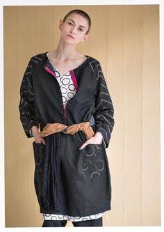 """Kleid """"Popsy"""" aus Leinen/Baumwolle 61711-99.jpg"""