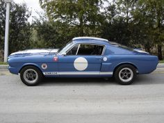 Shelby 350 GT-R