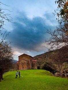 Santa Cristina de Lena #iglesia #prerromanico #asturias #spain