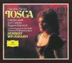 Club Clean Ricciarelli/Carreras - Tosca/Puccini