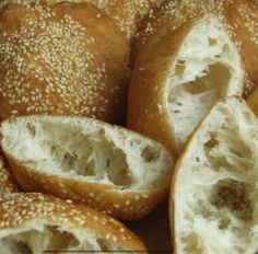 How to Make Deep Fried Sweet Sesame Hollow Bread – Bánh Tiêu
