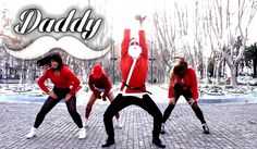 PSY - DADDY (ft. CL - 2NE1) Dance Christmas Ver. [CutieScythe]