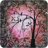 Found it at Wayfair - Cherry Blossoms by MadArt Plaque Inc Framed Graphic Art Plaque