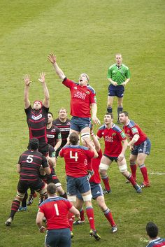 Munster Rugby, Irish Rugby, Rugby Players