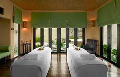 Spa. The Naka Island, Phuket. © Starwood Hotels & Resorts Worldwide