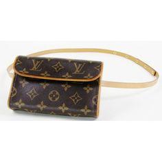 Louis Vuitton Monogram Florentine Pochette Bag