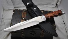 Legendary Vietnam Style Bowie Knife, Boker : Hunting Knives at GunBroker.com