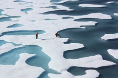 24 hours in pictures: The crew of the  US Coast Guard Cutter Healy during ICESCAPE mission. http://www.guardian.co.uk/news/gallery/2012/jun/12/24-hours-in-pictures?picture=391486473