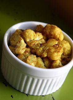 #Paleo Curry Cauliflower