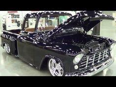1955 Chevrolet Pick Up Street Truck - YouTube
