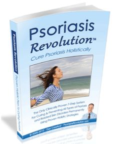 Psoriasis Revolution is a 250-page downloadable e-book contains all Psoriasis cure methods, techniques, and the step-by-step holistic Psoriasis system.  It addresses the internal problem that is causing Psoriasis and fixes it. By tackling all Psoriasis contributing factors with a holistic, multidimensional approach, it ensures the eradication of the internal environment that leads to Psoriasis. http://digiebookstore.com/psoriasis-revolution/