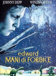Edward mani di forbice (1990).
