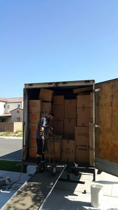 West Coast Relocation packs - moves and stores. We are a full service Moving company. Call Us today. 714-538-3601 http s://westcoastrelo.com