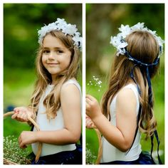 The most perfect flower girl a bride could ask for :)