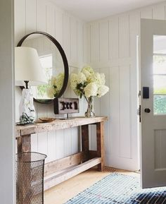 """74 Likes, 3 Comments - Danielle & John (@buildingwiththebrozeks) on Instagram: """"This beautiful entryway was one of the very first images to give me inspiration for our new home…"""""""
