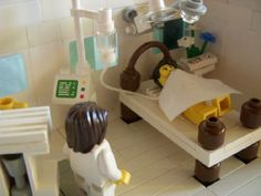 Matt David goes to the hospital : A LEGO® creation by Jonathan S. (aka Brick Star) : MOCpages.com