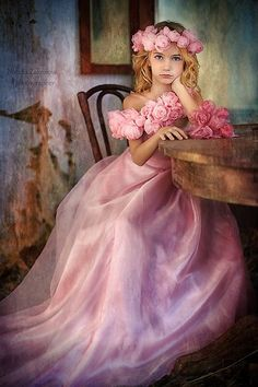 pink gown | Tumblr