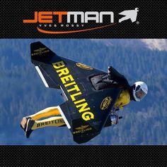 Jetman Wing Suit  #Jetman  #WingSuit  #ExtremeSports  #Kamisco
