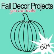 60+ Fall Decor Projects to Make