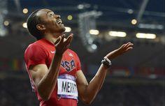 L'Américain Aries Merritt, favori de la finale du 110 m haies, est devenu champion olympique