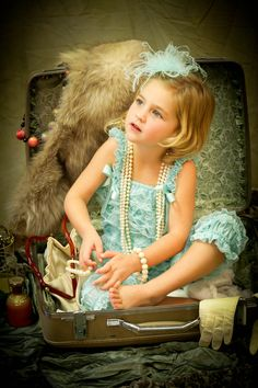 Beautiful shot-captures the feeling of innocence. <3