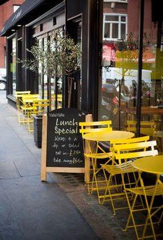 Yalla Yalla Restaurant | London