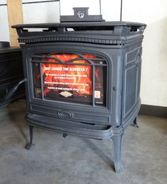 Pacific Energy T5 Wood Stove