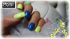 #GlossOver #NeonMinimalista ♥ #NuevosTonos podemos en Nail'Spa.