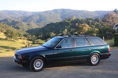 BMW E34 530i v8