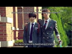 Onew (SHINee) - In Your Eyes MV (Hangul & Romanization & Eng Sub) [To The Beautiful You OST]