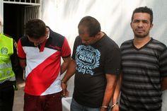 Noticias de Cúcuta: Capturados en flagrancia tres hombres armados ileg...