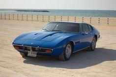 1971 Maserati Ghibli 4.7-Litre Coupé