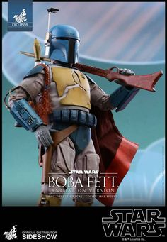 Star Wars: Holiday Special Exclusive Boba Fett 1:6 Scale Figure