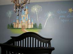 Love this castle art