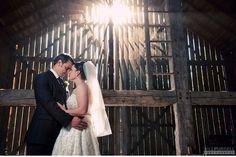 Van wedding blog feature