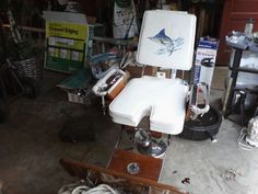 Pompanette Fighting Chair   The Hull Truth   Boating And Fishing Forum